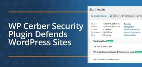 Wp Cerber Security Plugin Defends Wordpress Sites