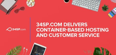 34sp Com Delivers Container Based Hosting And Customer Service