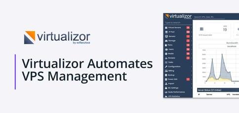 Virtualizor Automates Vps Management