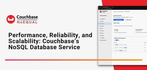 Couchbase Delivers Performance Reliability And Scalability