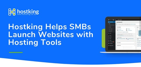 Hostking Helps Smbs Launch Websites With Hosting Tools