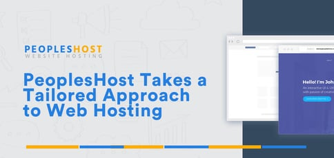 Peopleshost Takes A Tailored Approach To Web Hosting