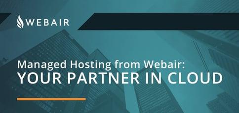 Managed Hosting From Webair