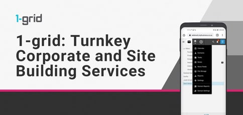 1 Grid Offers Turnkey Corporate And Site Building Services