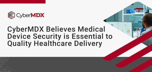 Cybermdx Delivers Iot Security For Healthcare