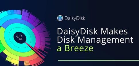 Daisydisk Makes Disk Management A Breeze