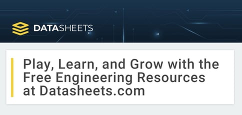 The Free Engineering Resources At Datasheets Dot Com