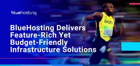 Bluehosting Delivers Feature Rich Yet Budget Friendly Infrastructure Solutions