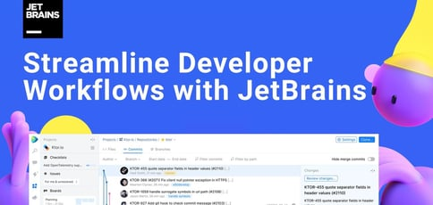 Streamline Developer Workflows With Jetbrains