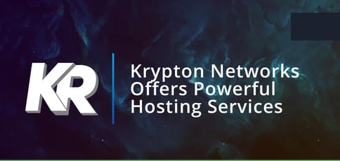 Krypton Networks Provides Speedy Game Hosting