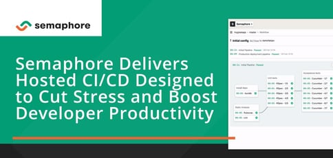 Semaphore Delivers Hosted Ci Cd