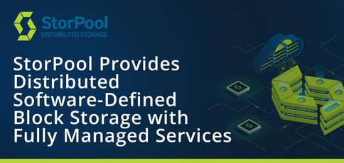 Storpool Provides Distributed Software Defined Block Storage