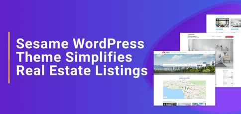 Sesame Wordpress Theme Simplifies Realtor Listings