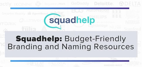 Squadhelp Delivers Branding For Site Builders