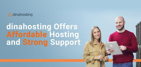 Dinahosting Offers Affordable Hosting And Strong Support