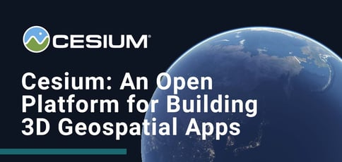 Build 3d Geospatial Apps With Cesium