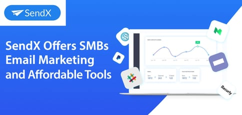Sendx Offers Smbs Email Tools