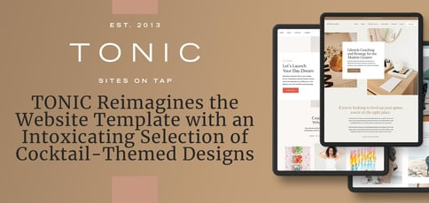 Tonic Delivers An Intoxicating Selection Of Cocktail Themed Designs
