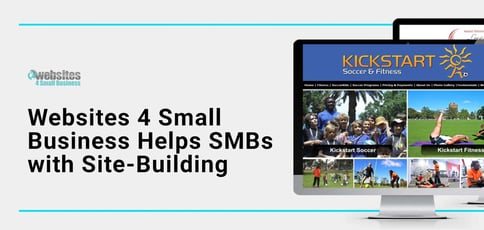 Websites 4 Small Business Helps Smbs With Site Building