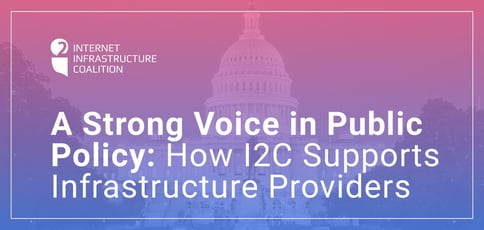 How I2c Supports Infrastructure Providers