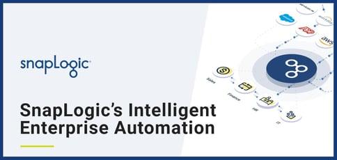 Intelligent Enterprise Automation By Snaplogic