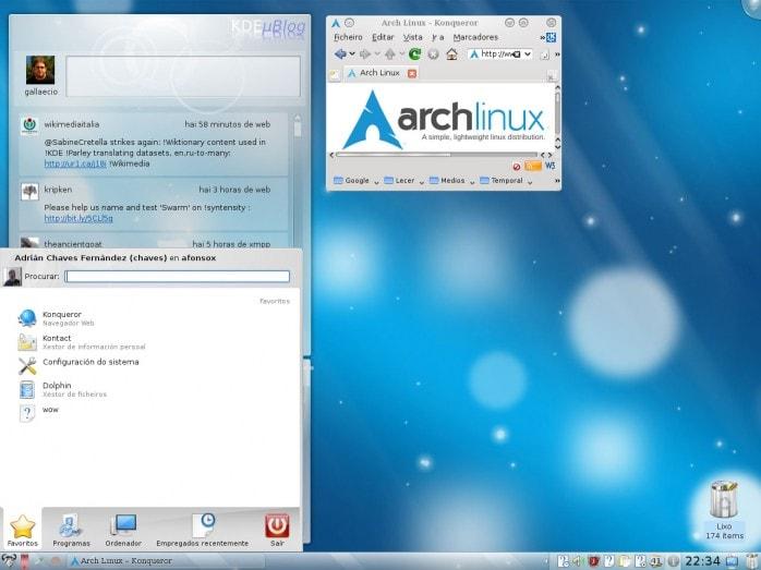 Linux for Laptops