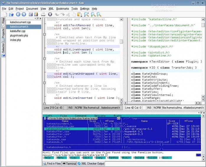 5 Popular Text Editors for Linux - HostingAdvice com | HostingAdvice com
