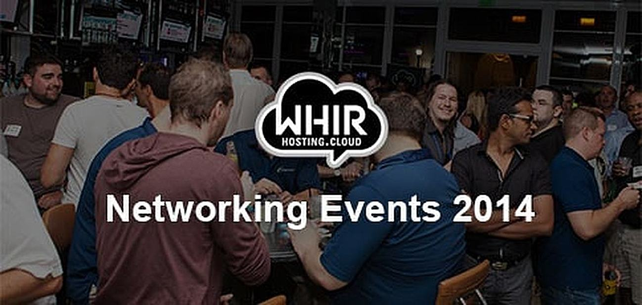 2014′s WHIR Business Networking Events (with Free Food, Drinks, and Prizes!)