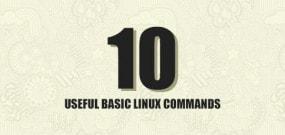 10 Useful Basic Linux Commands