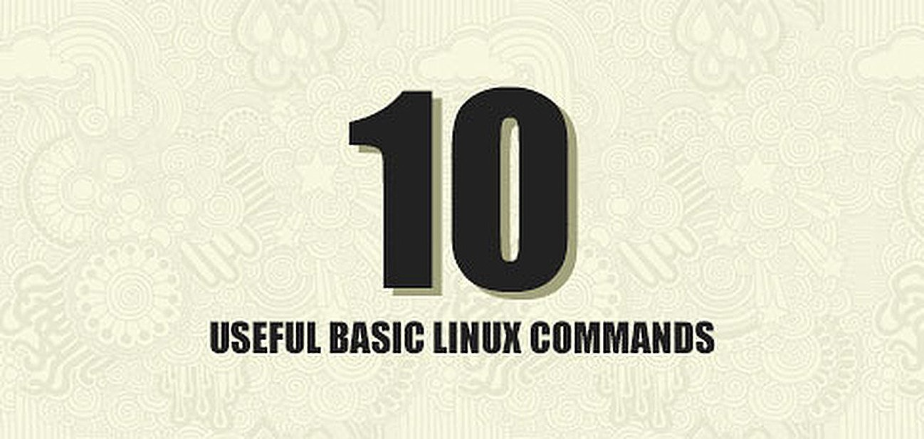 10 Useful Basic Linux Commands