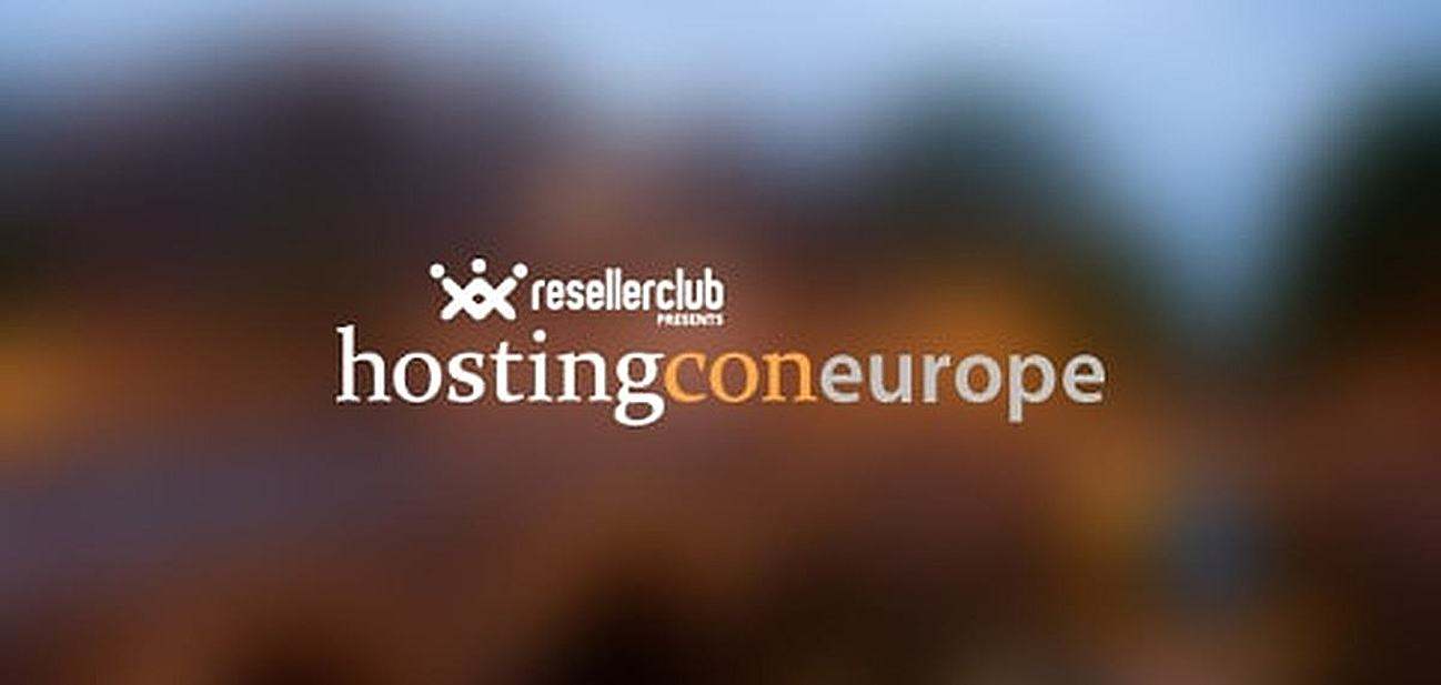 HostingCon Europe 2014
