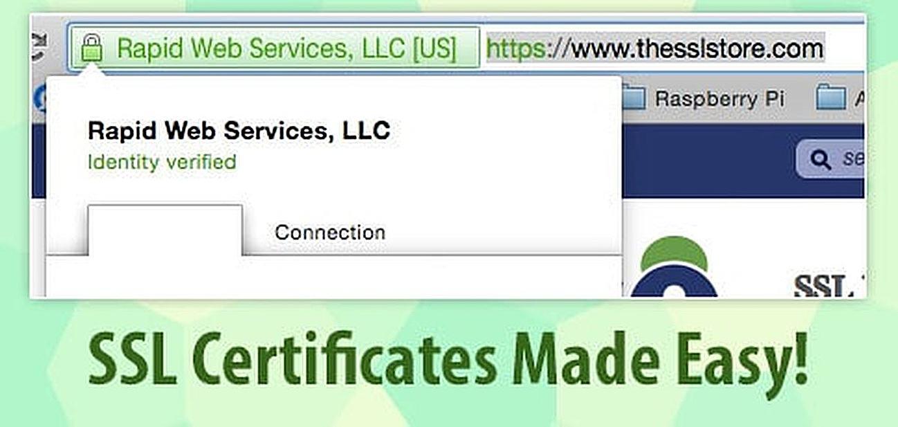 SSL Certificates Made Easy