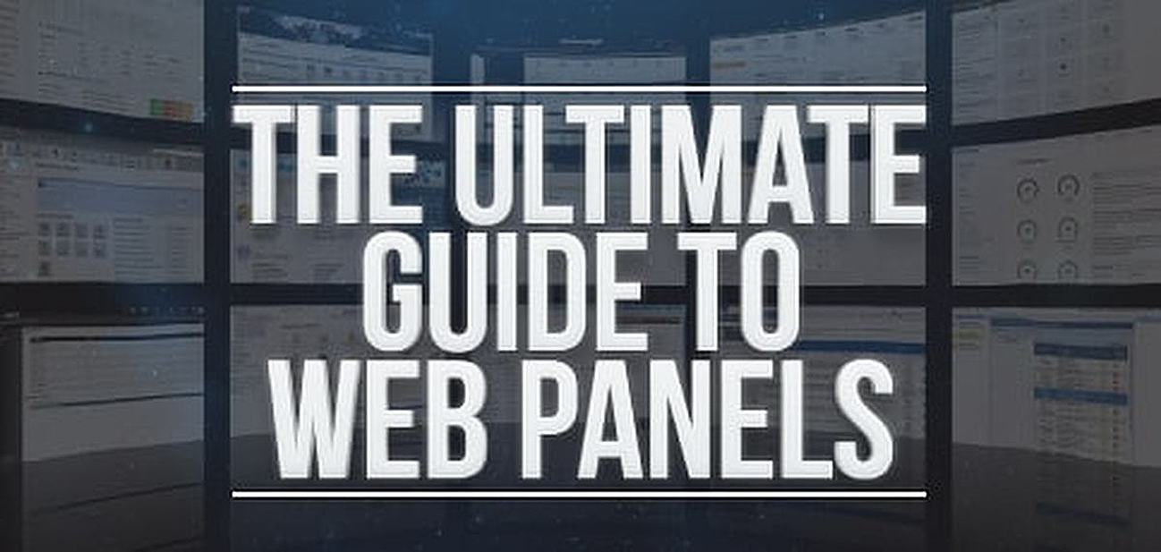 Ultimate Guide to Web Panels