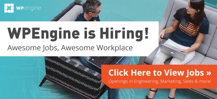 WPEngine Jobs