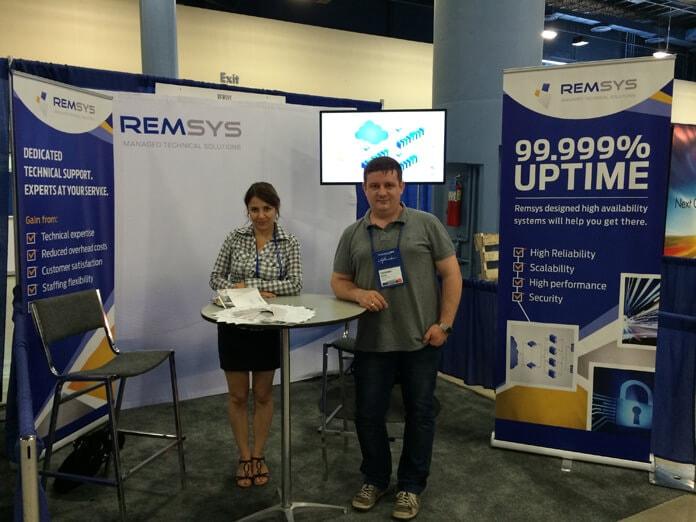 Remsys at HostingCon 2014