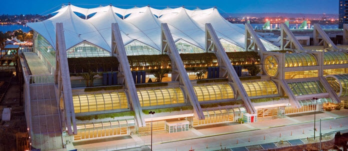HostingCon Global 2015 at San Diego Convention Center