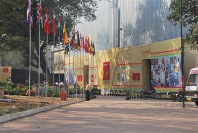 HostingCon India Bombay Convention and Exhibition Centre in Mumbai, India