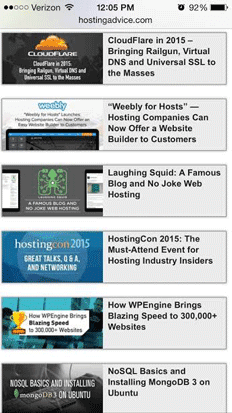 HostingAdvice-Mobile-Version---The-Authority-on-Web-Hosting-Blog-Reel