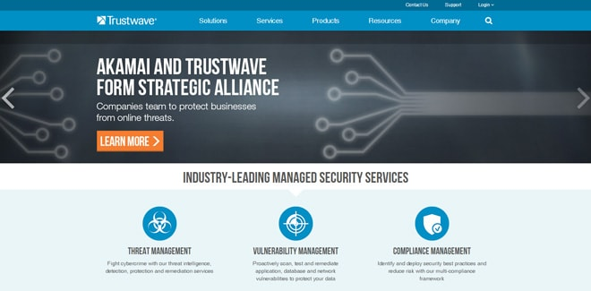 Trustwave and Alkamai Form Strategic Security Solutions Alliance 2015