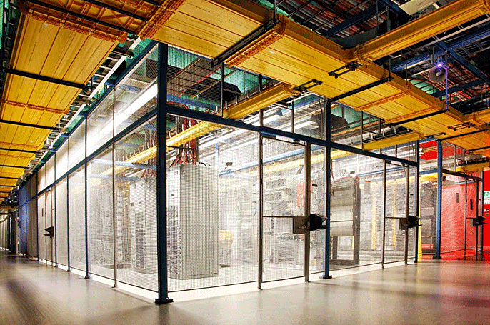 AddThis In-House Datacenter