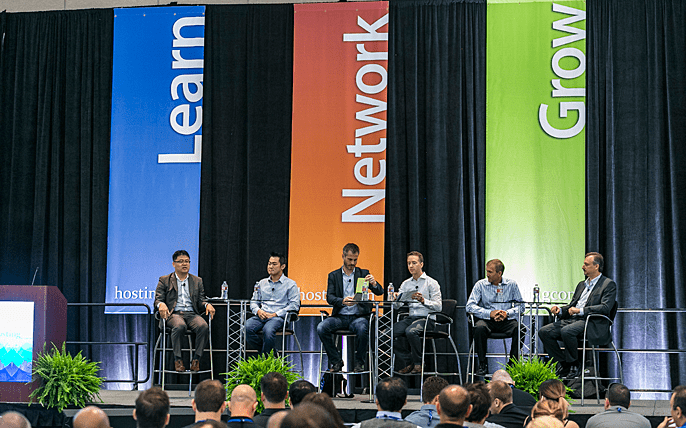 Web hosting discussion forums at HostingCon