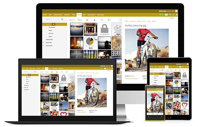 Models of OX Drive desktop, laptop, mobile, and tablet versions