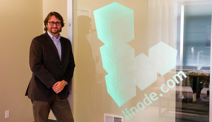 Photo of Linode CEO & Founder Christopher S. Aker