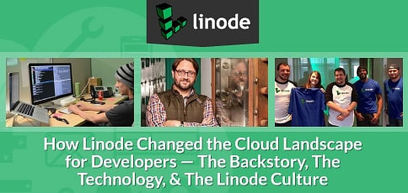 Featuring Linode's Backstory and Team