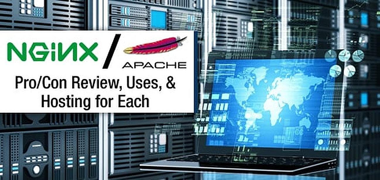 Apache vs NGINX web servers