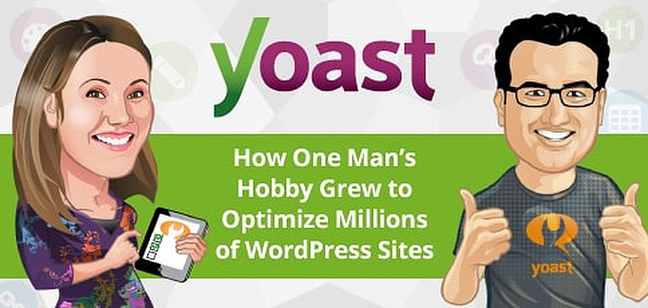 Mr. and Mrs. Yoast Discuss The Obstacles on the Road to SEO Reign — How One Man's Hobby Grew to Optimize Millions of WordPress Sites