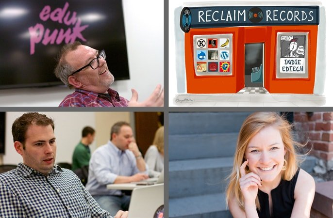 The Co-Founders and Office Manager of Reclaim Hosting