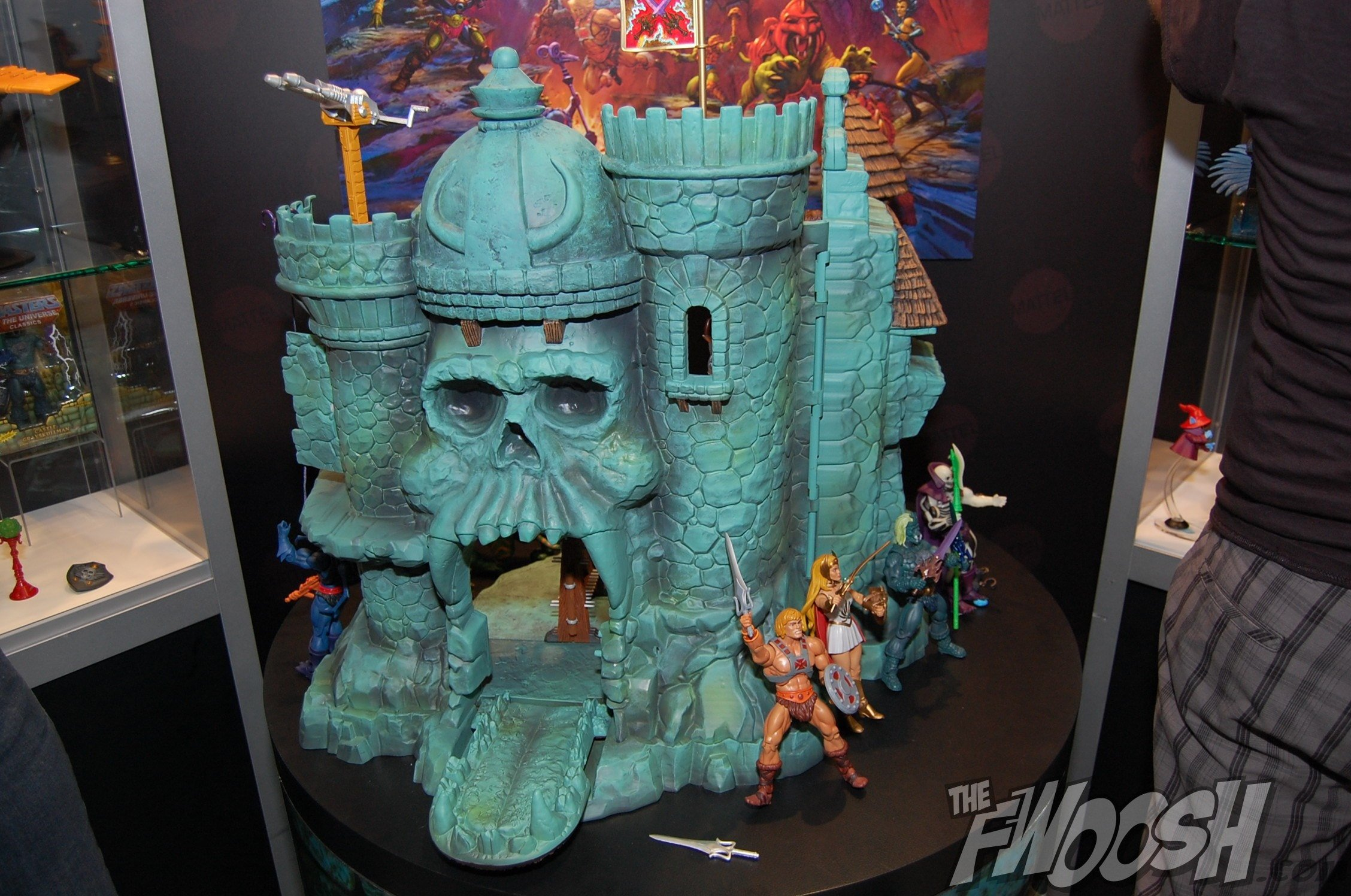 Castle Grayskull from He-Man