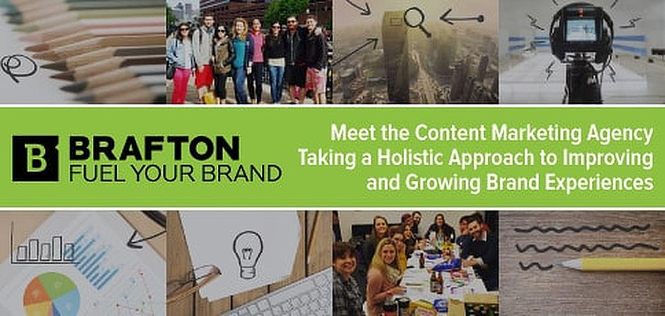 Interview with Brafton on Content Marketing