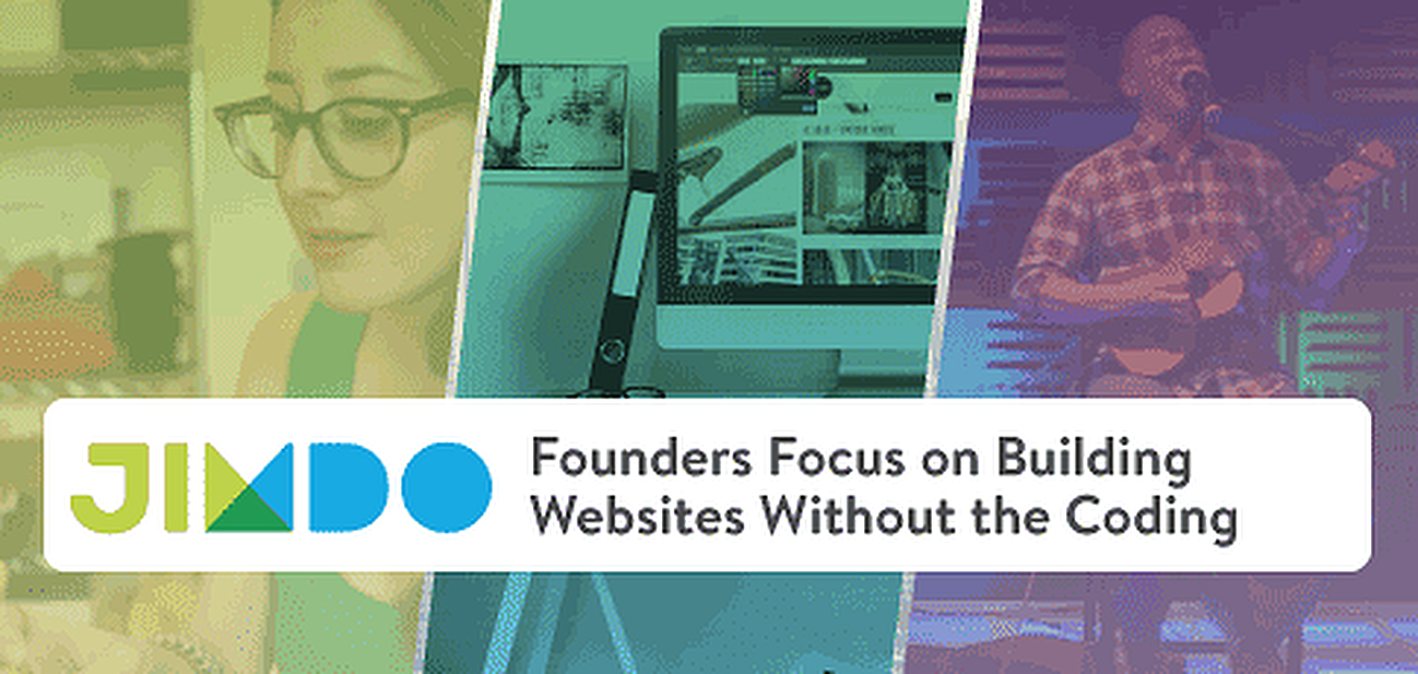 Jimdo Founders Focus On Website Building Sans Coding — Leading By Example & Accepting Investment On Their Own Terms